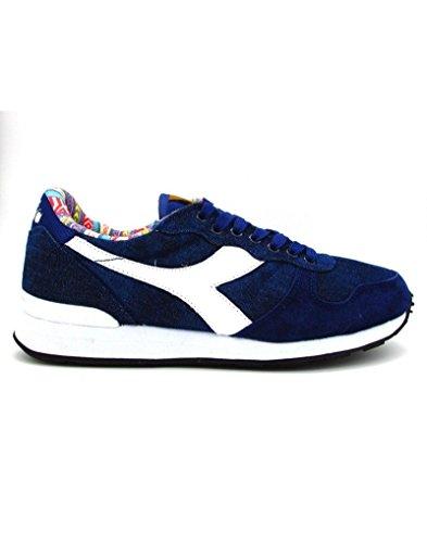 Diadora , Herren Sneaker blau blau