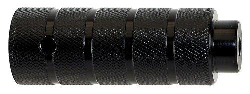Novatec Steel Axle Pegs (14 mm (Pair), Silver) / (3/8 mm (Pair), Black)