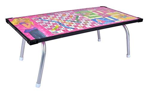 Mattel Barbie Multipurpose Gaming Table, Multi Color