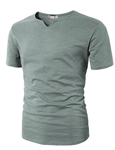 H2H Casual Sleeve T Shirt Various