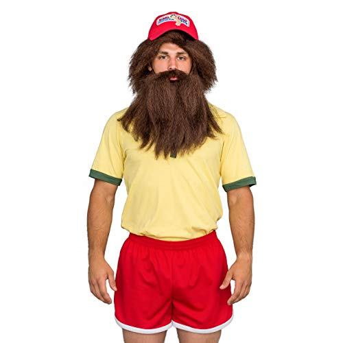 Bubba Gump Adult Halloween Complete Costume Set (Adult