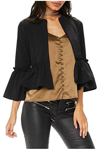 Womens 3/4 Sleeve Jacket - 8