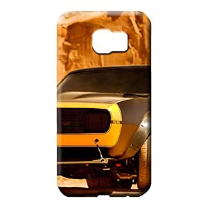 samsung galaxy s6 edge Extreme Colorful High Grade phone cover skin transformers 4 bumblebee camaro