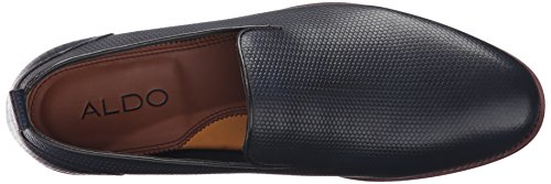 Aldo Mens Issac Slip-on Mocassino Blu Scuro