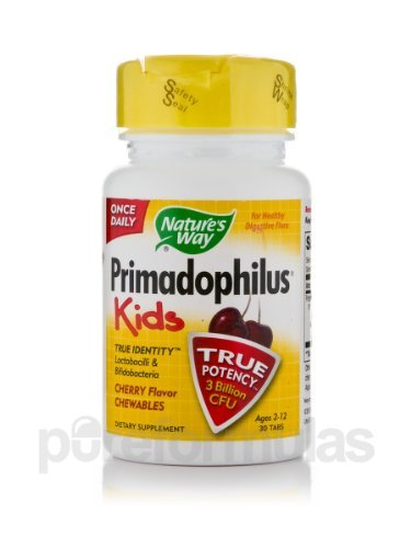 Nature S Way Primadophilus Chewable