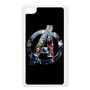 Ipod Touch 4 Phone Case The Avengers