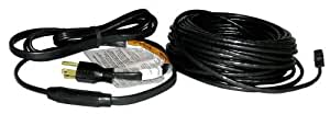 Easy Heat ADKS-100 20-Foot Roof Snow De-Icing Kit Size: 20-Foot Outdoor/Garden/Yard Maintenance (Patio & Lawn upkeep)
