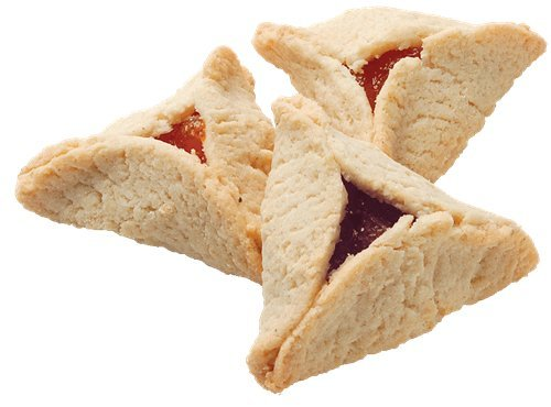 Gluten Free Apricot Hamantaschen 6oz, Pack of 6 by Healthy Barn