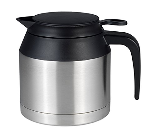Bonavita BV1500RC01 5-cup Thermal Carafe, Silver/Black by Bonavita