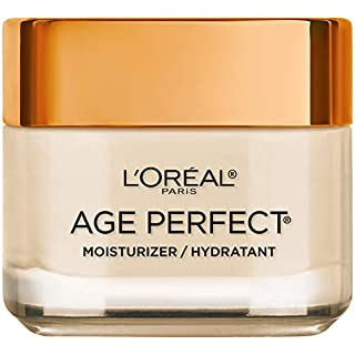 Face Moisturizer by L'Oreal Paris, Age Perfect Hydra-Nutrition Day Cream with Manuka Honey Extract and Nurturing Oils, Anti-Aging Cream to Firm and Improve Elasticity on Dry Skin, 2.55 oz.