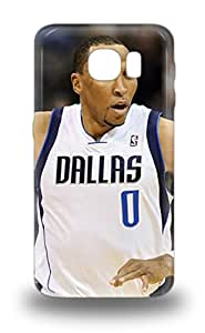 Galaxy Protective Case High Quality For Galaxy S6 NBA Cleveland Cavaliers Shawn Marion #31 Skin Case Cover