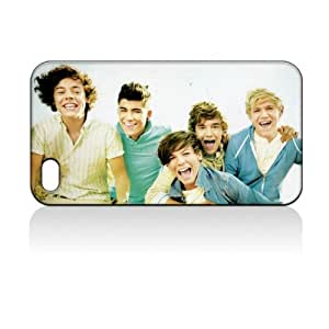ONE Direction Hard Case Skin for Iphone 4 4s Iphone4 At&t Sprint Verizon Retail Packing. by icecream design