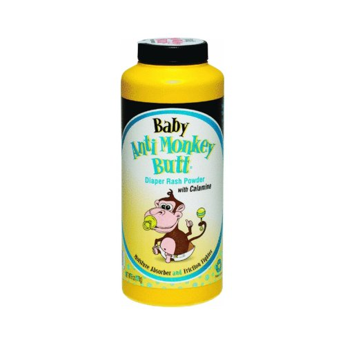Anti Monkey Butt Baby Powder 6 Oz