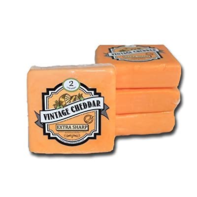 2 Year Cheddar 4 Pack: Grocery & Gourmet Food