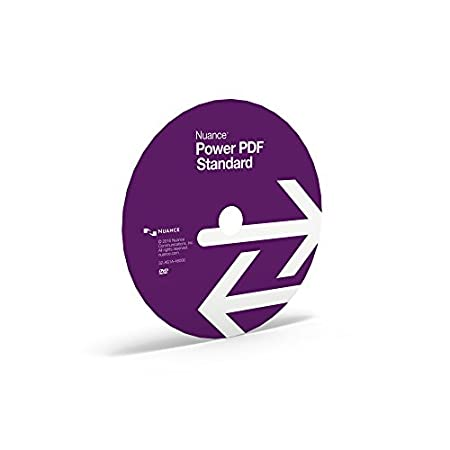 Nuance Communications Power PDF Standard 2.0, Mailer