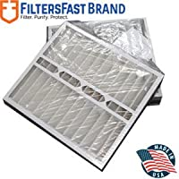 FiltersFast Compatible Replacement for Trane 21 x 23 x 5 (Actual Size: 20.1 x 23.2 x 5) Perfect Fit Filter BAYFTAH23M MERV 13 2-Pack