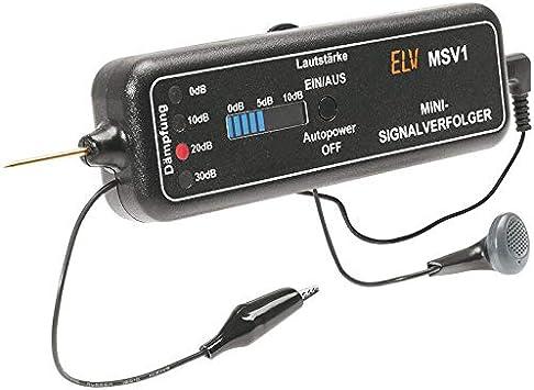 Komplettbausatz ELV Mini-Signalverfolger MSV1