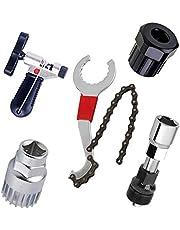 Beilan mountainbike reparatie toolkits, fietskettingsnijder/kettingverwijderaar/beugelverwijderaar/freewheelverwijderaar/cranktrekkerverwijderaar
