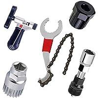 Beilan mountainbike reparatie toolkits, fietskettingsnijder/kettingverwijderaar/beugelverwijderaar/freewheelverwijderaar…