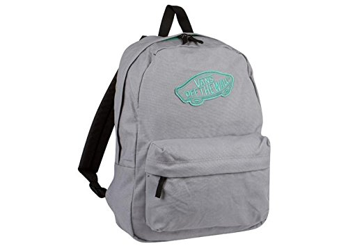 c1f1db0703 Image Unavailable. Image not available for. Colour  Vans Realm Backpack  VN-0NZ0EGT Grey Mint Green ...