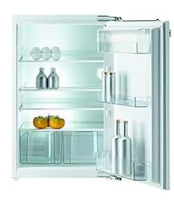 Gorenje RI 5092 A - Nevera integrable (A++, 87,5 cm de altura, 0,27 kWh, 150 l, descongelación automática), color blanco
