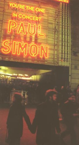 Paul Simon - You're the One (In Concert from Paris) [VHS] (Makeup In The 80s)