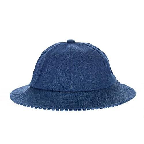 Roffatide Sombrero del Pescador Sombrero de Vaquero Niño Niña Verano  Outdoor Protección UV Gorra de Sol b1b74255efa