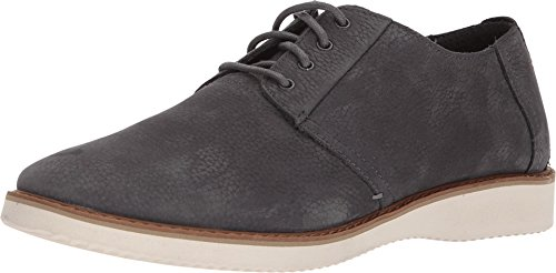 TOMS Mens Preston Dress Grey