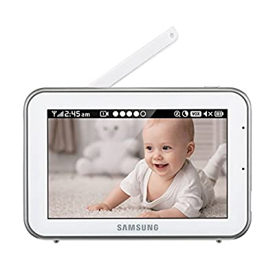 Samsung BrightVIEW Baby Video Monitoring System with 1 Additional Camera