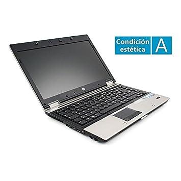 Portátil Hp 8440p Intel Core i5-m520 2,4GHz 4GB 250HDD DVDRW, WEBCAM; COA Windows 7 PRO: Amazon.es: Informática