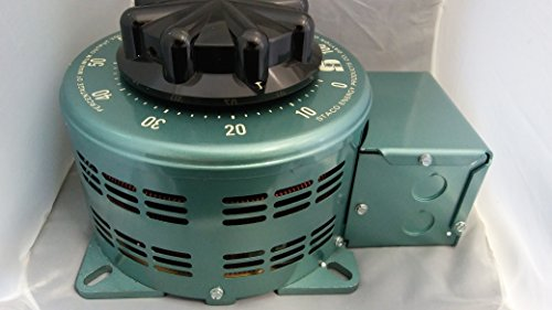 Staco 25 Amp Variac variable autotransformer, 2510CT, 120VAC input