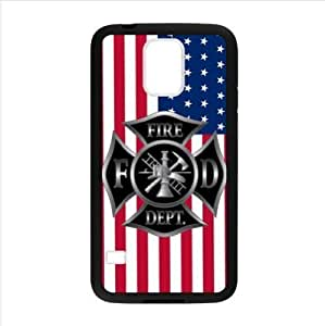 Generic Customized Firefighter Emblem In Flag Iphone 6 Hard plastic shell (Laser Technology) Case, Cell Phone Cover