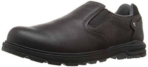 Merrell Men's Brevard Moccasin Fashion Sneakers, Black, 10.5 M (Footwear Men)