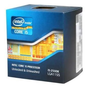 Amazon.com: Intel Core i5 Processor i5-2500K 3.3GHz 5.0GT/s 6MB LGA 1155 CPU, Retail: Computers ...