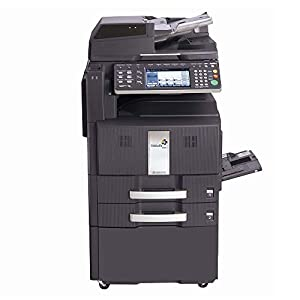 Kyocera TASKalfa 300ci Color Copier Printer Scanner All-in-One MFP – 11×17, Auto Duplex, 30 ppm (Renewed)