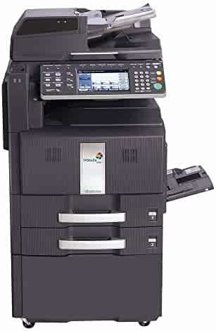 Kyocera TASKalfa 300ci Color Copier Printer Scanner All-in-One MFP - 11x17, Auto Duplex, 30 ppm (Renewed)