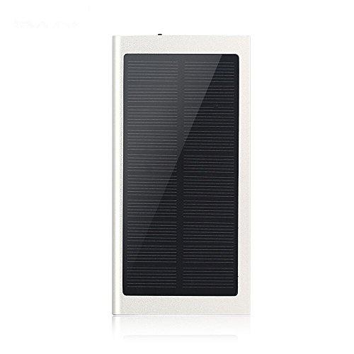 Slim 12000mAh Power Bank (Silver) - 7