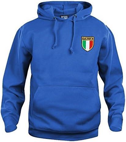 Italie Italia Retro Football Entra/înement Pull /à Capuche/ /XXXL /S/