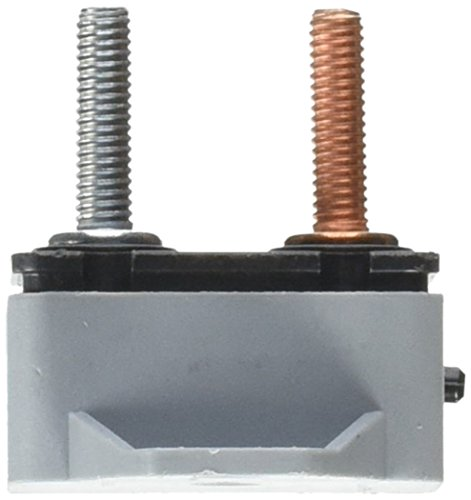 (Sea Dog 420844-1 Resettable Circuit Breaker without Cover, 40 Amp)