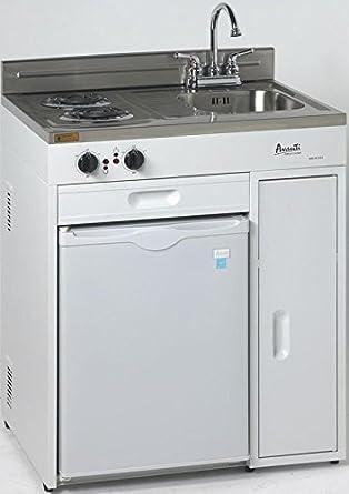 Amazon.com: Avanti CK3016 76.2cm cocina completa ...