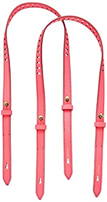 Fossil Rachel Tote Interchangeable Strap-Neon Coral
