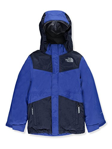 The North Face Little Boys' East Ridge Triclimate Jacket - Bright Cobalt Blue, by The North Face