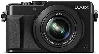 Panasonic LUMIX DMC-LX100K 4K, Point and Shoot Camera with Leica DC Lens (Black)