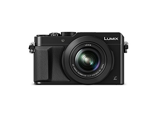 Panasonic LUMIX DMC-LX100K 4K, Point and Shoot Camera with Leica DC Lens (Black) (Panasonic Camera Leica compare prices)