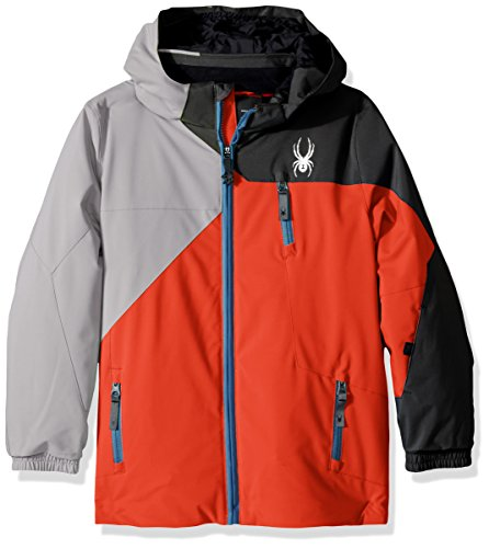 Spyder Mini Ambush Ski Jacket, Burst/Limestone/Black, Size - Ambush Clothing