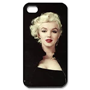 Marilyn Monroe Poster iPhone 4/4S Case Hard Protective Back Case
