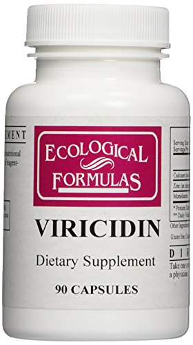Cardiovascular Research Viricidin Tablets, 90 Count Review