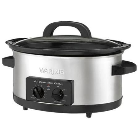 Waring WSC650 6.5 Quart Slow Cooker Perp
