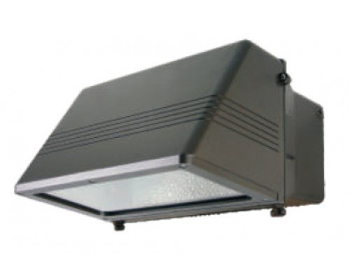 Ark Lighting Trapezoid Full Cut off Wall Pack ASM313-400MH/PS 400W METAL HALIDE PULSE START QUAD TAP