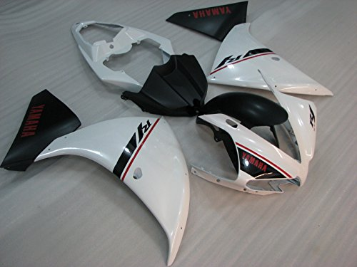 07 ABS Motorcycle Fairing Fit For Yamaha YZF-R1 2013-2014 By Niree